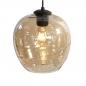 Hanglamp 13864: modern, eigentijds klassiek, glas, metaal #4