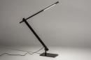 Tafellamp 13867: design, modern, aluminium, metaal #1