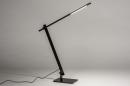 Tafellamp 13867: design, modern, aluminium, metaal #2
