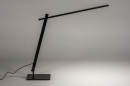 Tafellamp 13867: design, modern, aluminium, metaal #3
