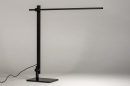 Tafellamp 13867: design, modern, aluminium, metaal #4
