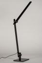 Tafellamp 13867: design, modern, aluminium, metaal #7