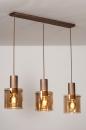 Hanglamp 13875: landelijk, rustiek, modern, eigentijds klassiek #1