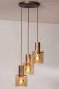 Hanglamp 13876: landelijk, rustiek, modern, eigentijds klassiek #1