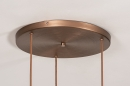 Hanglamp 13876: landelijk, rustiek, modern, eigentijds klassiek #10