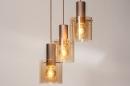 Hanglamp 13876: landelijk, rustiek, modern, eigentijds klassiek #3