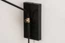 Wandlamp 13878: modern, retro, eigentijds klassiek, metaal #6