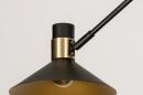 Wandlamp 13878: modern, retro, eigentijds klassiek, metaal #7