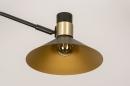 Wandlamp 13878: modern, retro, eigentijds klassiek, metaal #9
