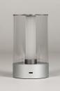 Tafellamp 13881: modern, kunststof, acrylaat kunststofglas, metaal #2