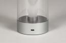 Tafellamp 13881: modern, kunststof, acrylaat kunststofglas, metaal #5