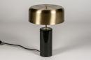 Tafellamp 13883: modern, retro, eigentijds klassiek, art deco #2