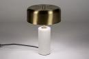 Tafellamp 13884: modern, retro, eigentijds klassiek, art deco #2