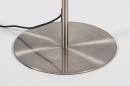 Vloerlamp 13889: modern, staal rvs, metaal, staalgrijs #12