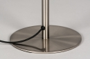 Tafellamp 13891: design, modern, metaal, staalgrijs #12