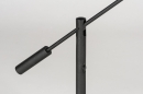 Tafellamp 13892: design, modern, metaal, zwart #10