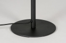 Tafellamp 13892: design, modern, metaal, zwart #12