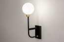 Wandlamp 13941: modern, retro, eigentijds klassiek, art deco #2