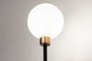 Wandlamp 13941: modern, retro, eigentijds klassiek, art deco #3