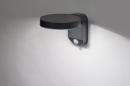 Wandlamp 13952: modern, kunststof, acrylaat, kunststofglas #2