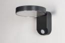 Wandlamp 13952: modern, kunststof, acrylaat, kunststofglas #4