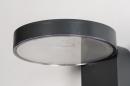 Wandlamp 13952: modern, kunststof, acrylaat, kunststofglas #6