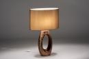 Tafellamp 13958: design, landelijk, rustiek, eigentijds klassiek #1