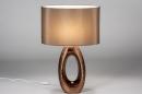 Tafellamp 13958: design, landelijk, rustiek, eigentijds klassiek #3