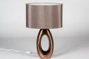 Tafellamp 13958: design, landelijk, rustiek, eigentijds klassiek #6