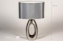 Tafellamp 13959: landelijk, rustiek, klassiek, eigentijds klassiek #1
