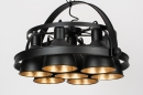 Hanglamp 13965: industrie, look, design, modern #5