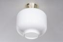 Plafondlamp 13972: design, modern, retro, eigentijds klassiek #1