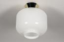 Plafondlamp 13972: design, modern, retro, eigentijds klassiek #2