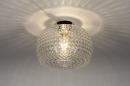 Plafondlamp 13973: design, landelijk, rustiek, retro #2