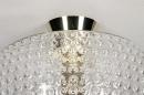 Plafondlamp 13973: design, landelijk, rustiek, retro #4