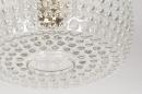 Plafondlamp 13973: design, landelijk, rustiek, retro #6