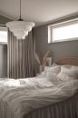 Hanglamp 13977: design, modern, wit, rond #13