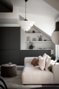 Hanglamp 13977: design, modern, wit, rond #14