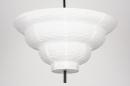 Hanglamp 13977: design, modern, wit, rond #4