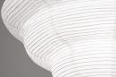 Hanglamp 13977: design, modern, wit, rond #6
