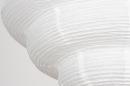 Hanglamp 13977: design, modern, wit, rond #7