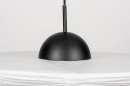 Hanglamp 13977: design, modern, wit, rond #8