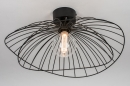 Plafondlamp 13978: design, landelijk, rustiek, modern #1