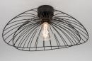 Plafondlamp 13978: design, landelijk, rustiek, modern #2