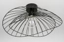 Plafondlamp 13978: design, landelijk, rustiek, modern #3