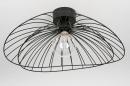 Plafondlamp 13978: design, landelijk, rustiek, modern #4