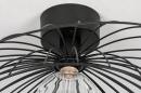 Plafondlamp 13978: design, landelijk, rustiek, modern #7