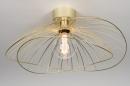 Plafondlamp 13984: design, landelijk, rustiek, modern #1