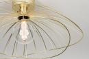 Plafondlamp 13984: design, landelijk, rustiek, modern #5
