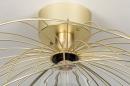 Plafondlamp 13984: design, landelijk, rustiek, modern #7
